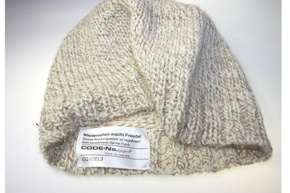 4er Textil Sicherheitslabel Set